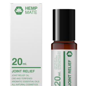 HEMPMATE Joint Relief éterický olej